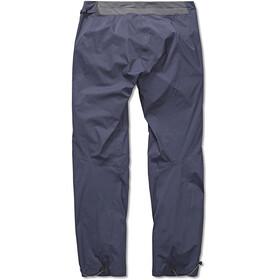 Klättermusen M's Rind Pants Storm Blue